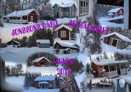 Jonssons Gård Selsålandet Julen 2010